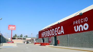 Hiperbodega Precio Uno Barrios Altos