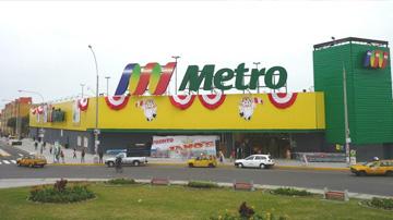 Metro Ovalo Papal -Trujillo