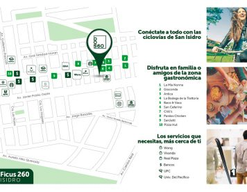 DOS 60, Departamentos San Isidro, Lima